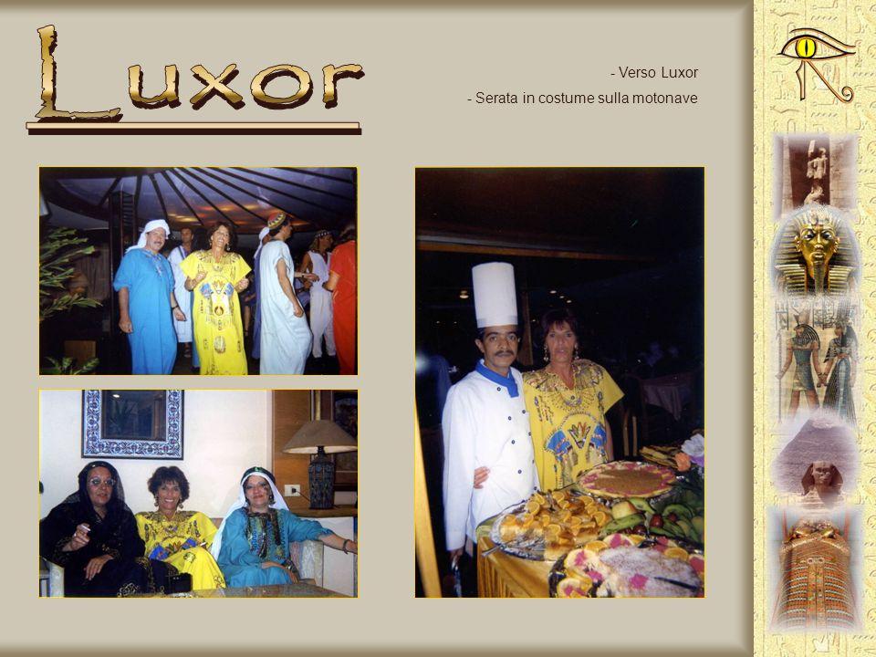 - Edfu - Luxor