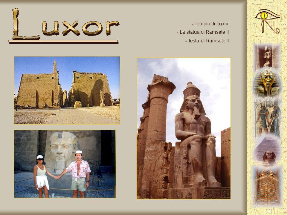 - Verso Luxor - Serata in costume sulla motonave