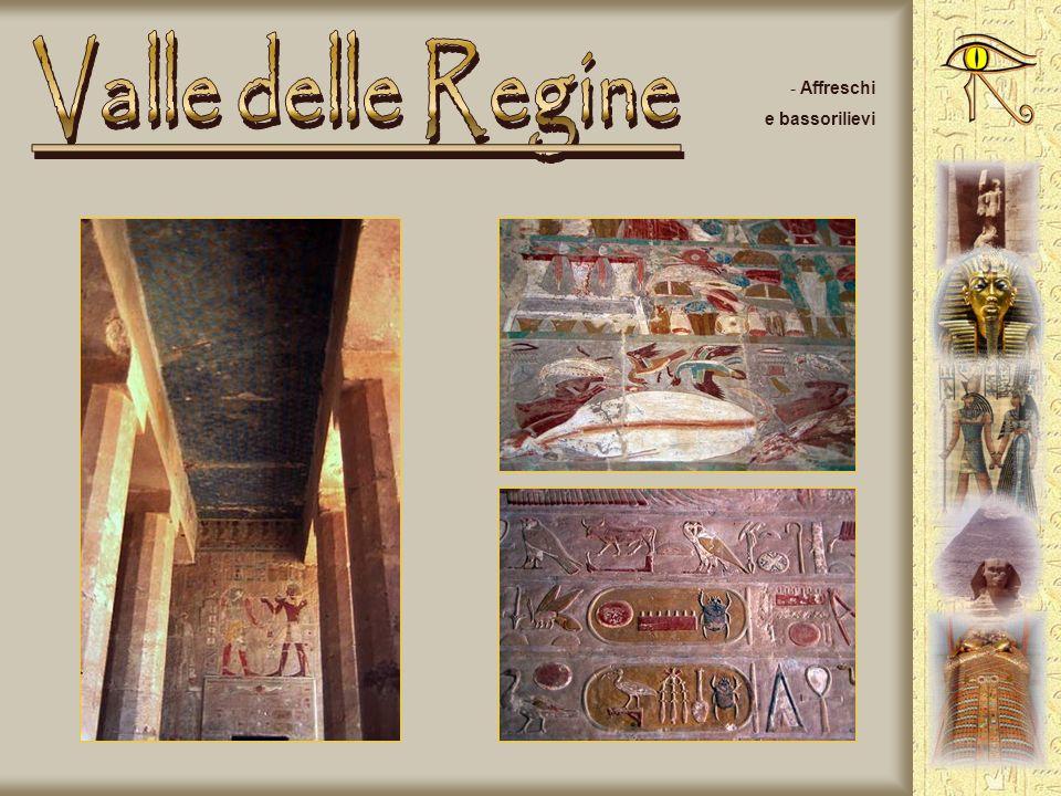 - I colossi di Memnone - Il tempio della Regina Hatshepsut