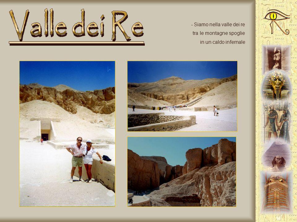 - Tomba di Nefertari - Bassorilievo - Ricostruzione grafica