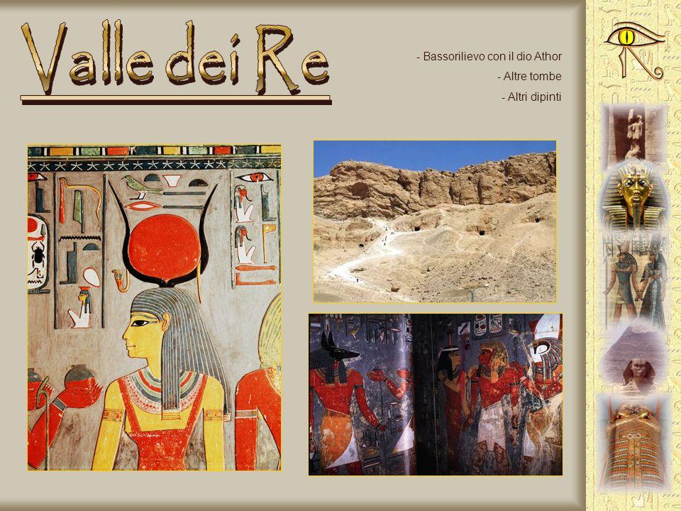 - Tutankhamen - Ingresso alla tomba -Sala con sarcofago