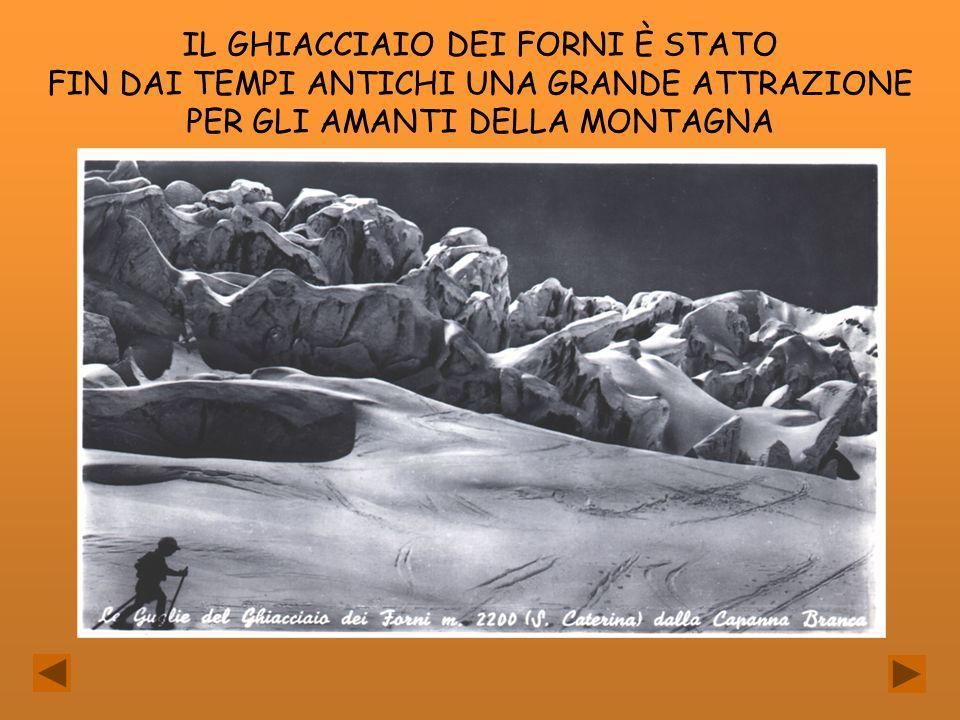 Sembrerebbe dunque che la leggenda sia vera e che lalluvione del 1987, la quale colpì la Valfurva insieme allintera Valtellina, sia dovuta alla scomparsa di tali guglie, a cui spetterebbe la protezione della valle dalle inondazioni.