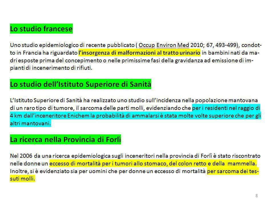Con 100 milioni di euro costruisco 1 linea di inceneritore4 centri di riciclo tipo Pier96 20 tipo Vedelago posti di lavoro: 60 posti di lavoro: 1200 19