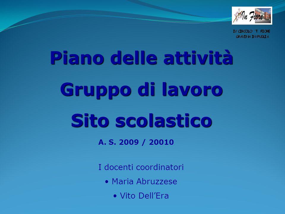 Gessica Altieri Stefania Ambrosecchia Rosalia Petrocelli Vincenza Corizzo I componenti