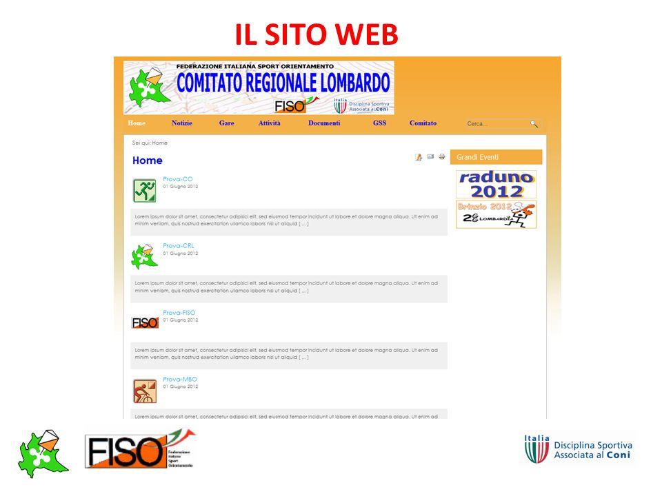 IL SITO WEB