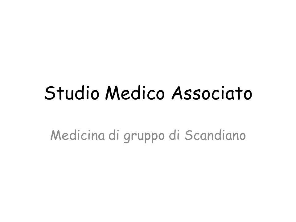Studio Medico Associato Medicina di gruppo di Scandiano