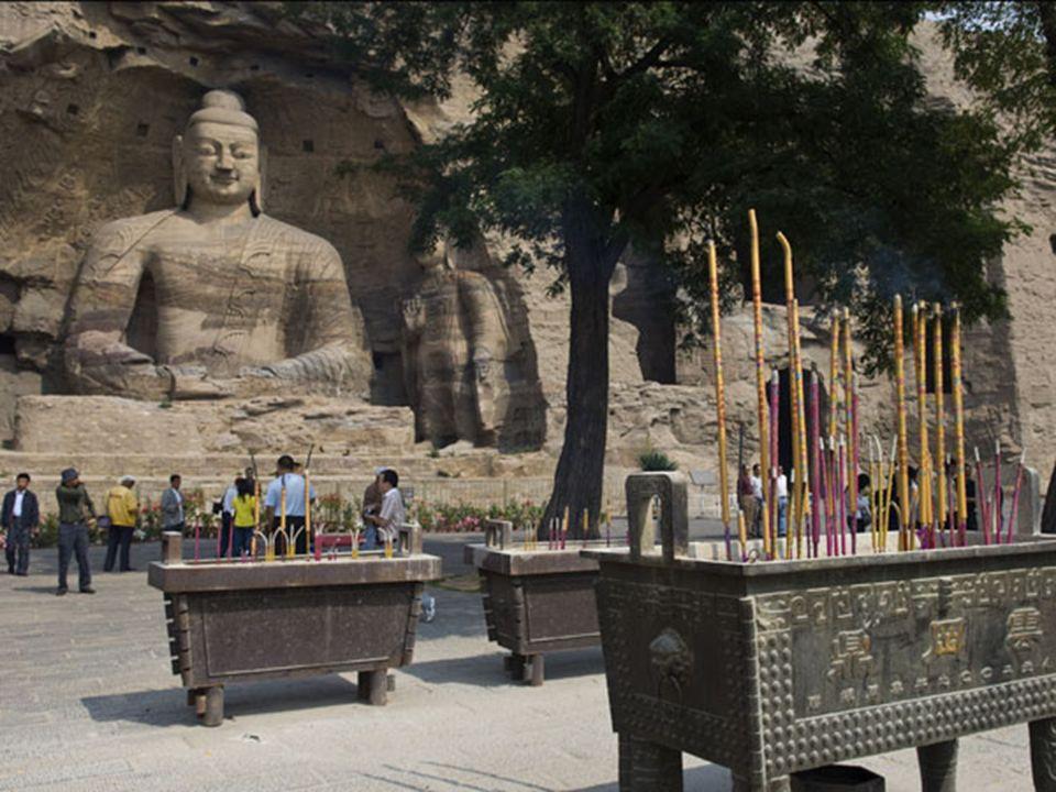 Datong, nella provincia dello Shanxi, nel Nord della Cina, fondata durante la dinastia Han intorno al 200 a.