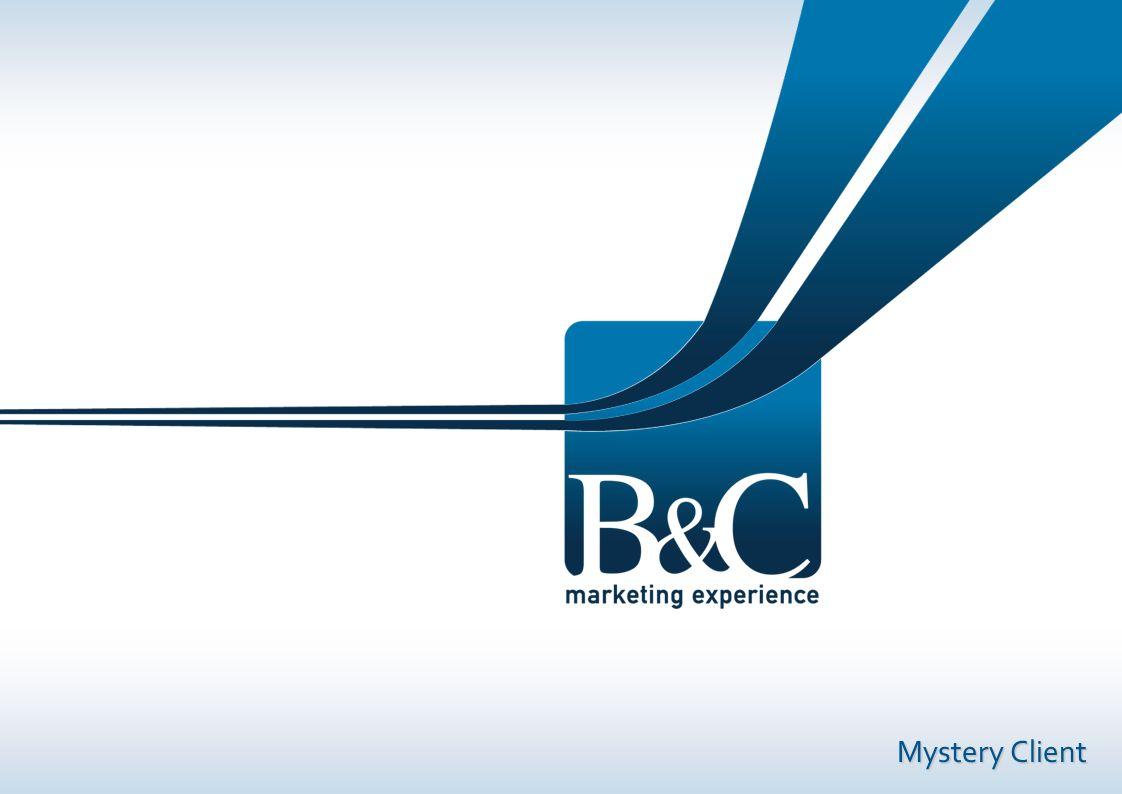I numeri del 2010 11.000 le visite mystery-client in tutta Italia 4.000 i punti vendita visitati 10.000 mystery call