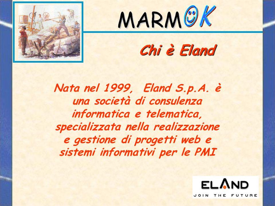 Chi è Eland Nata nel 1999, Eland S.p.A.