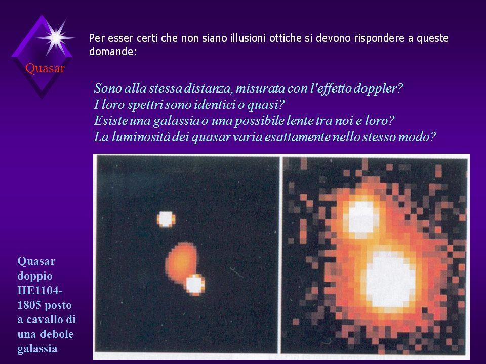 Quasar Quasar quadruplo Q2237+0305