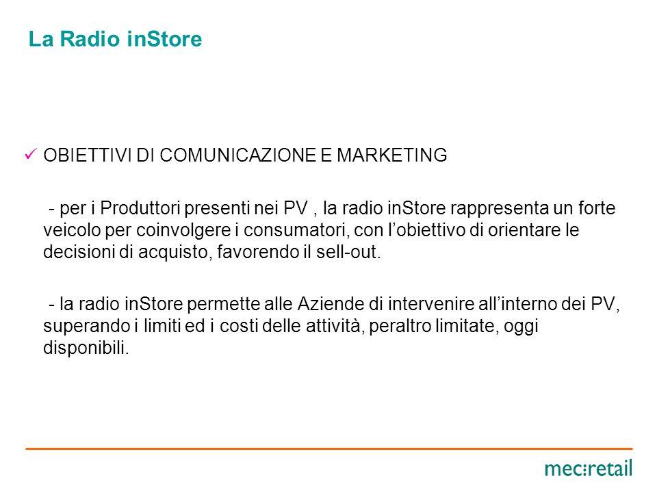 Il Punto di Vendita - Il PdV viene riconosciuto dal consumatore come un forte media: > il 40% dei consumatori si ricorda della presenza di pubblicità