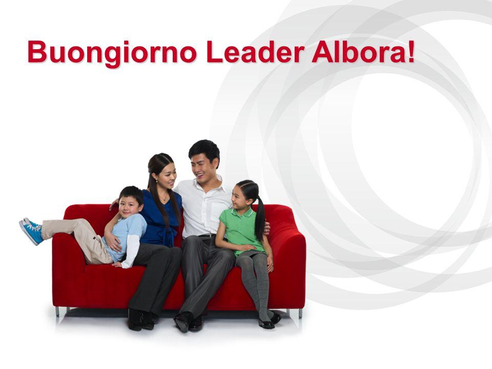 Buongiorno Leader Albora!