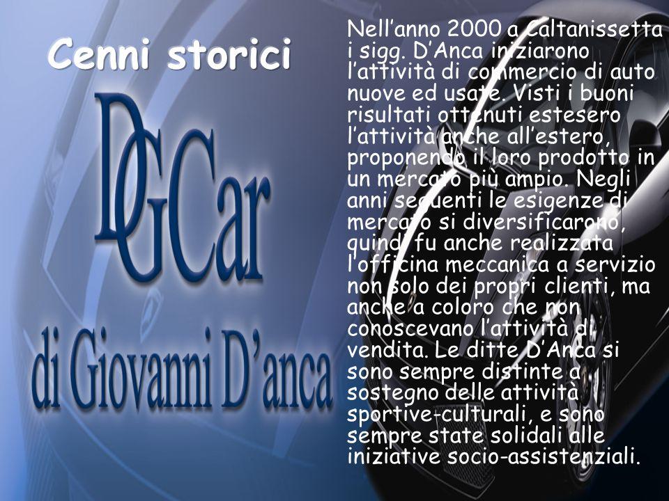 Nellanno 2000 a Caltanissetta i sigg.