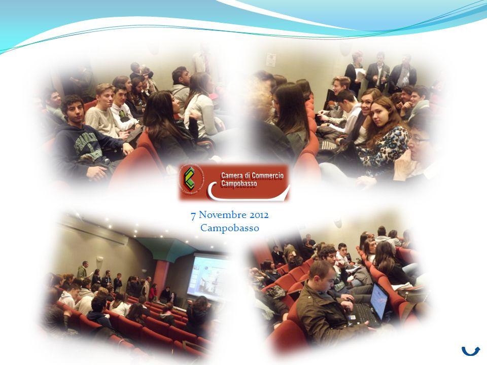 7 Novembre 2012 Campobasso