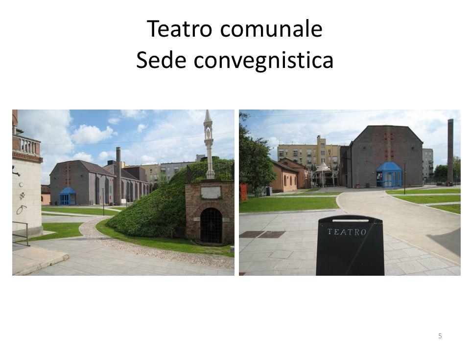 Teatro comunale Sede convegnistica 5