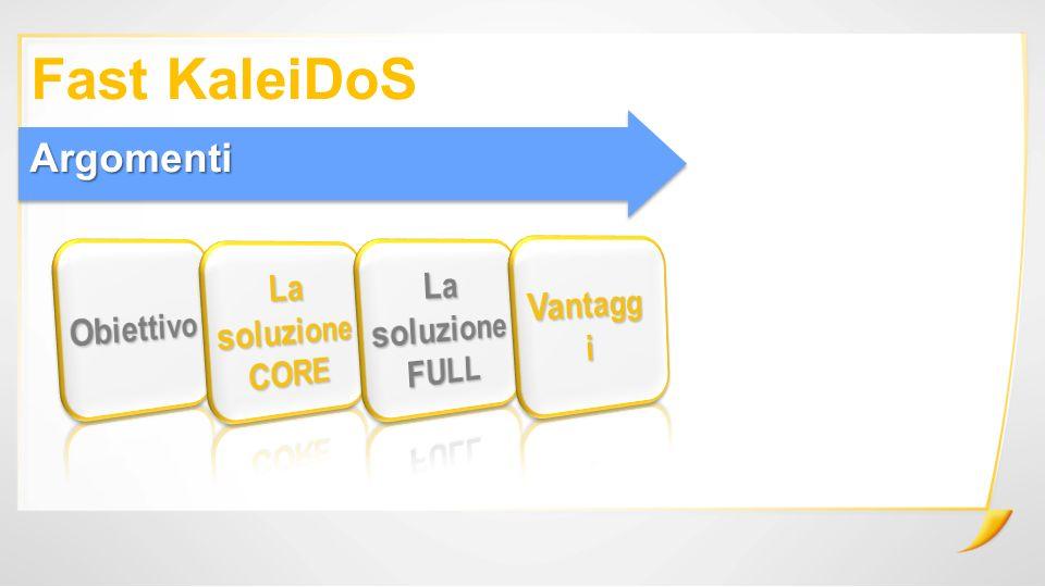 Lobiettivo: proteggere dagli attacchi DDoS Il servizio ha come scopo la protezione dagli attacchi di tipo Distribuited Denial of Service.