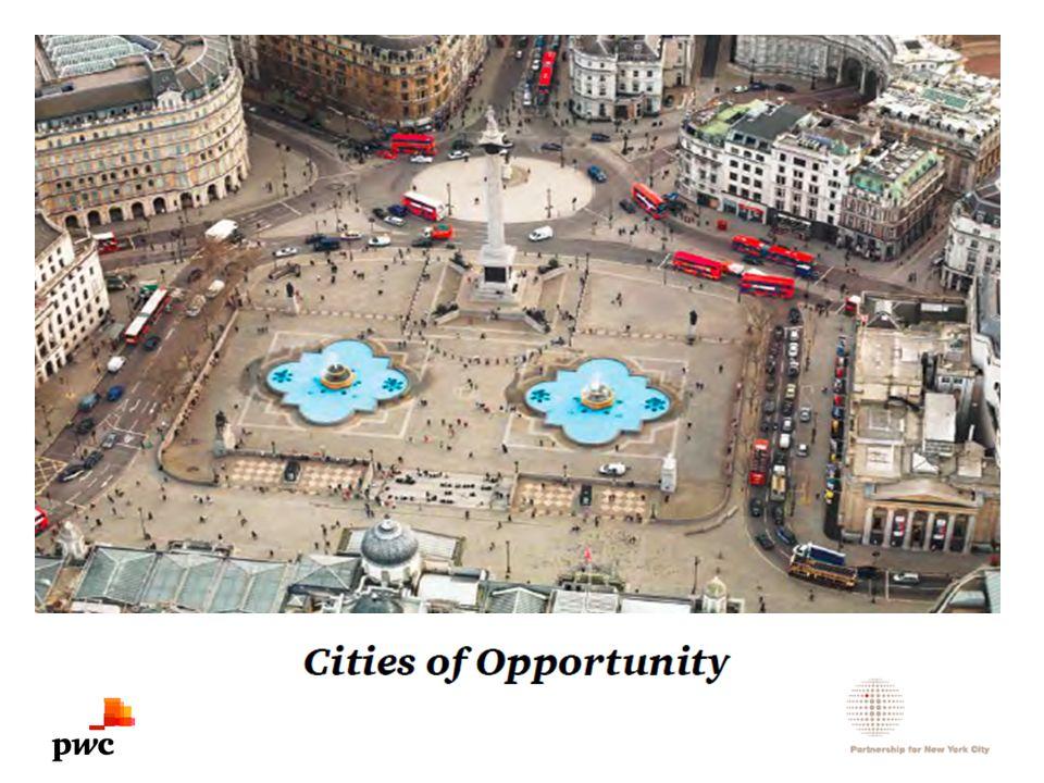 La città deve essere intesa come opportunità espressione del territorio che rappresenta, nel rispetto delle caratteristiche e delle vocazioni specifiche.