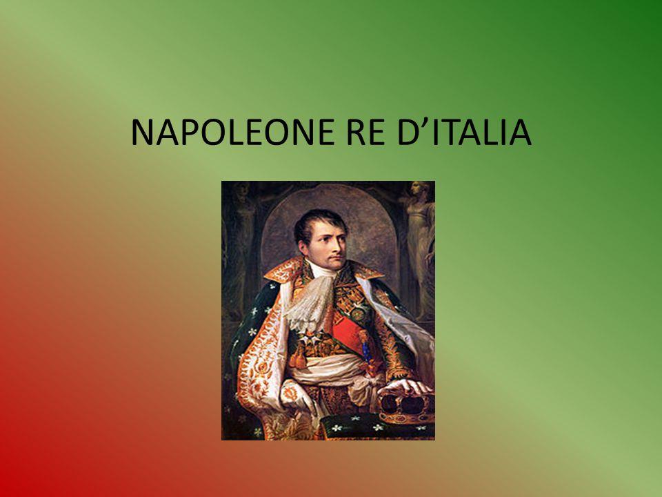 NAPOLEONE RE DITALIA