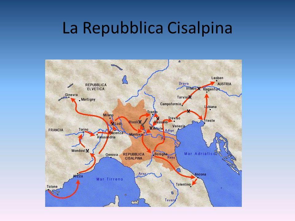 La Repubblica Cisalpina