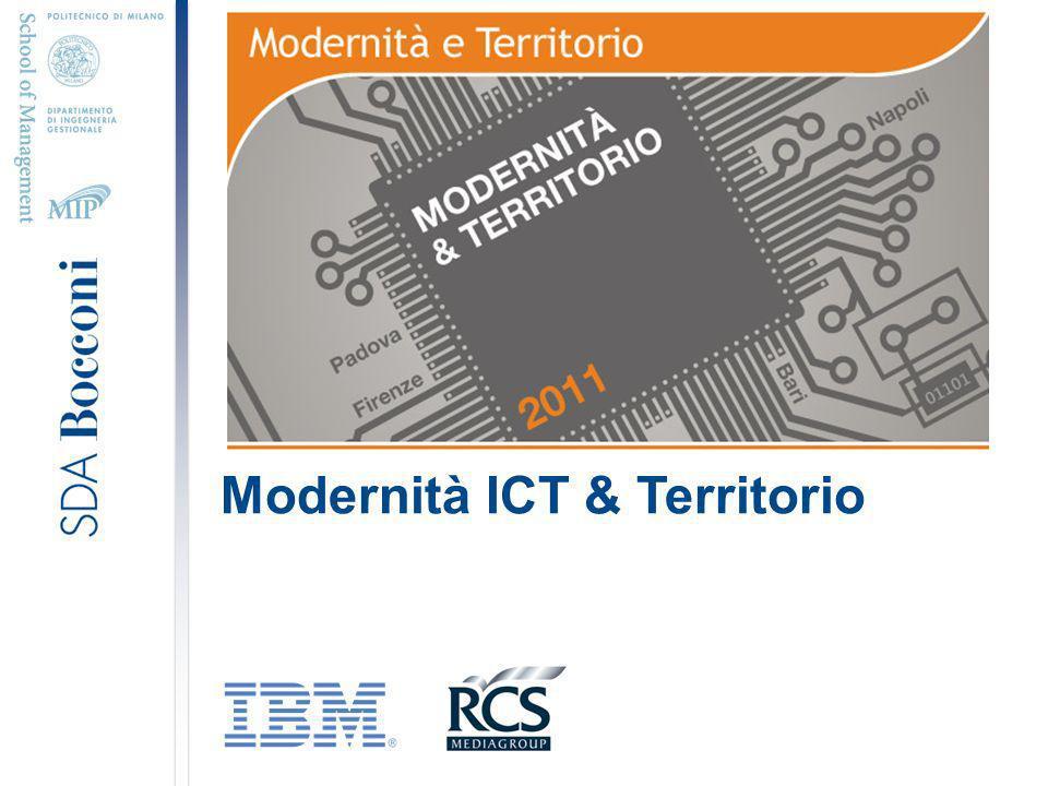 Modernità ICT & Territorio