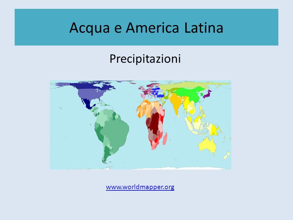 Sovranità Alimentare in America Latina Mercato degli ortaggi Esportazione Importazione