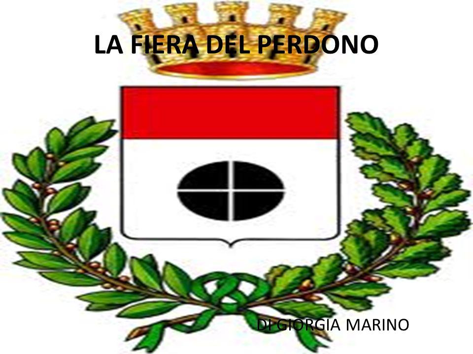 LA FIERA DEL PERDONO DI GIORGIA MARINO