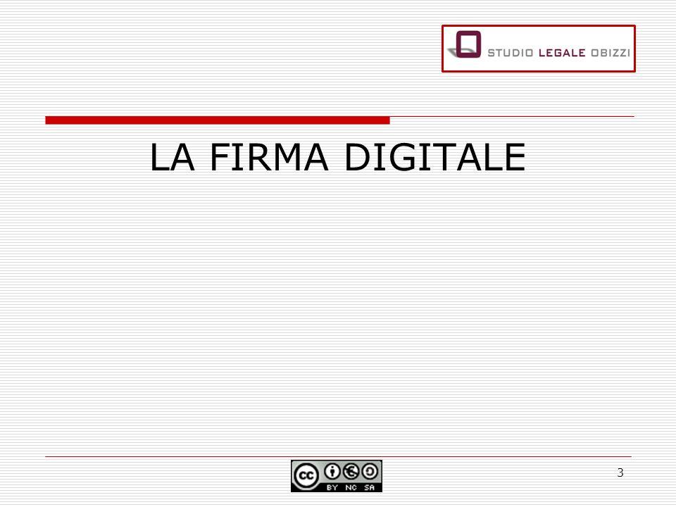 LA FIRMA DIGITALE 3