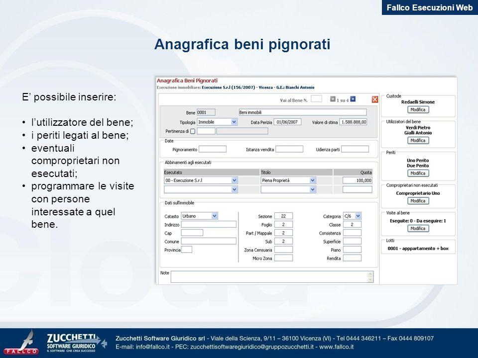 Gestione comunicazioni E possibile comporre le comunicazioni ai soggetti coinvolti, utilizzando modelli precaricati, eventualmente personalizzabili, compilati con i dati della procedura.