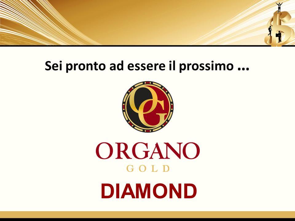 Sei pronto ad essere il prossimo … DIAMOND