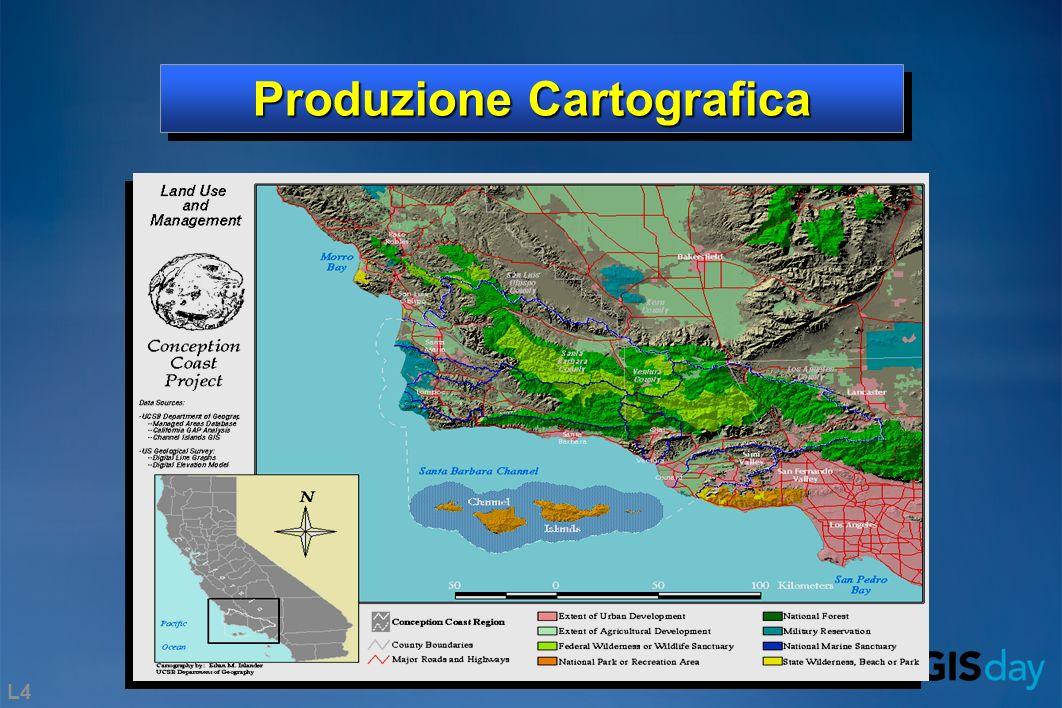 Produzione Cartografica L4