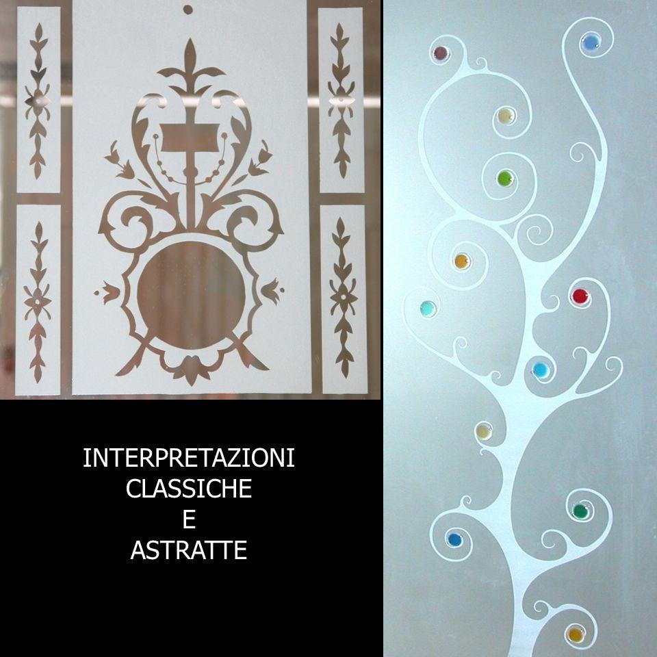 INTERPRETAZIONI CLASSICHE E ASTRATTE