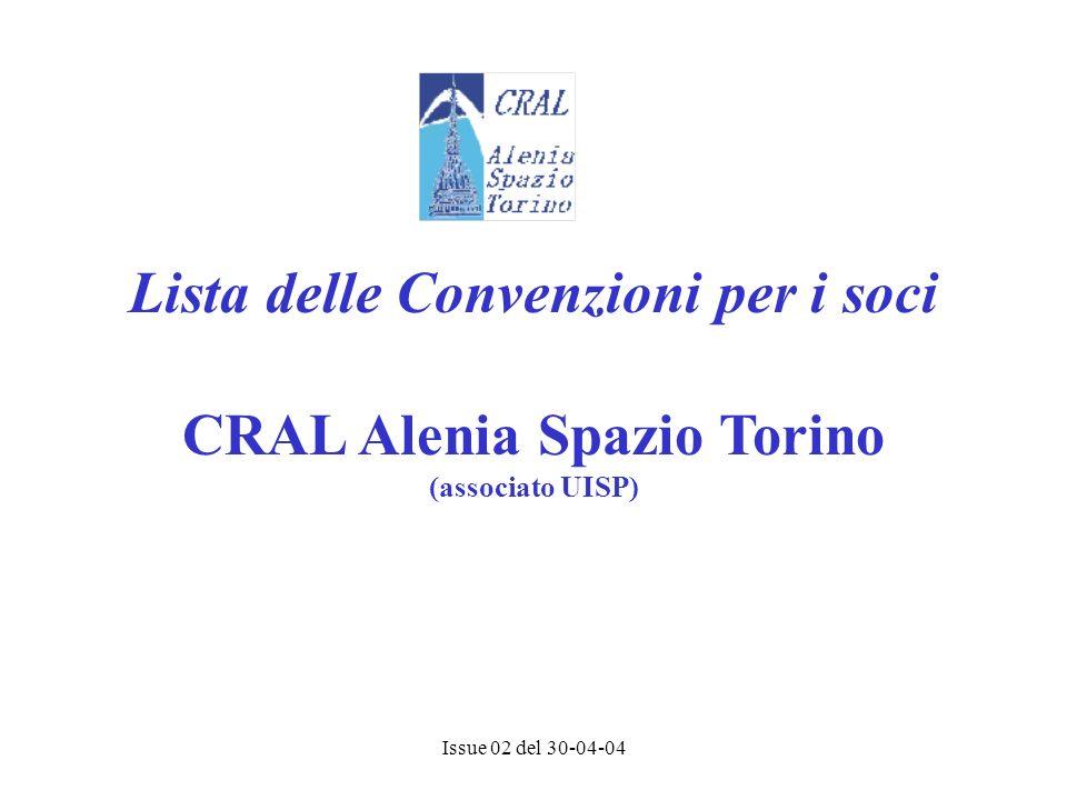 Validità: 2004 - 2005 VIAGGI & VACANZE Please Give Way - PGW Corso Einaudi 38 - Torino - Tel.