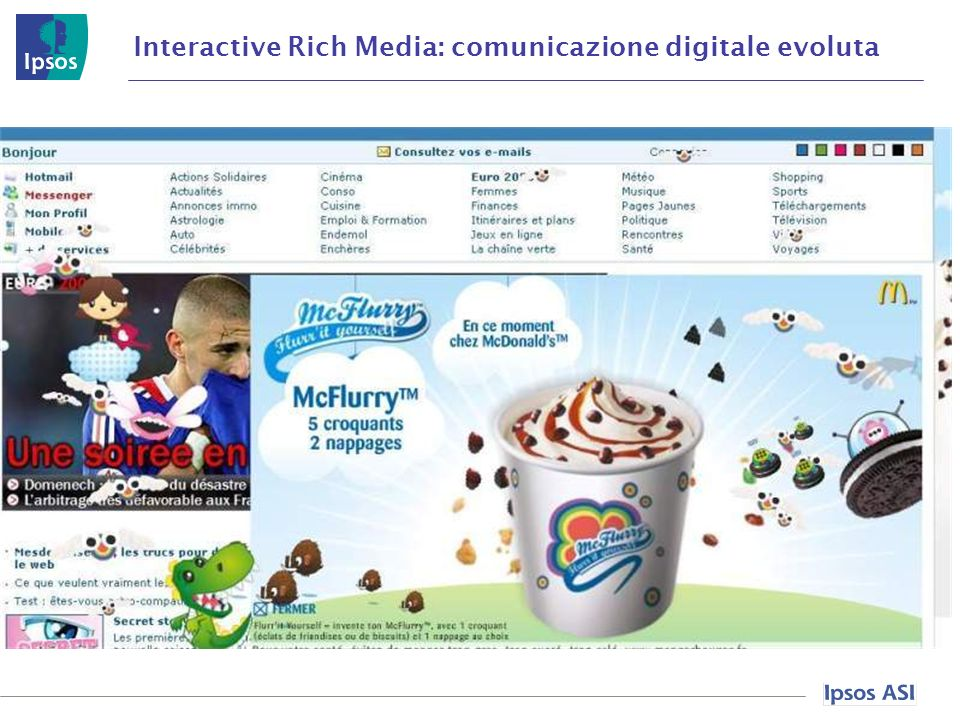 Interactive Rich Media: comunicazione digitale evoluta Buttons