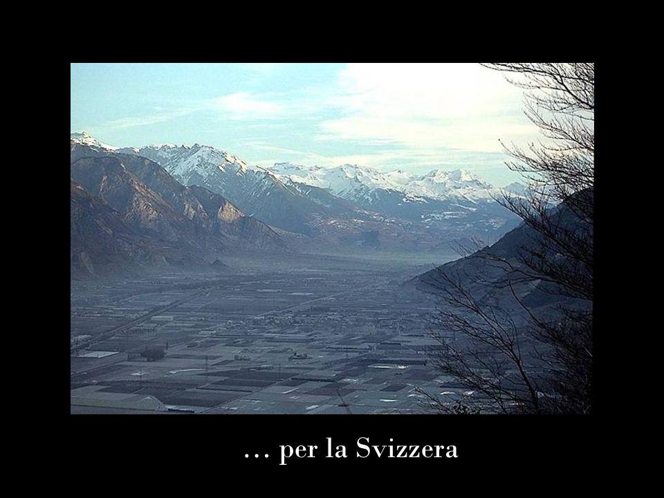 … per la Svizzera