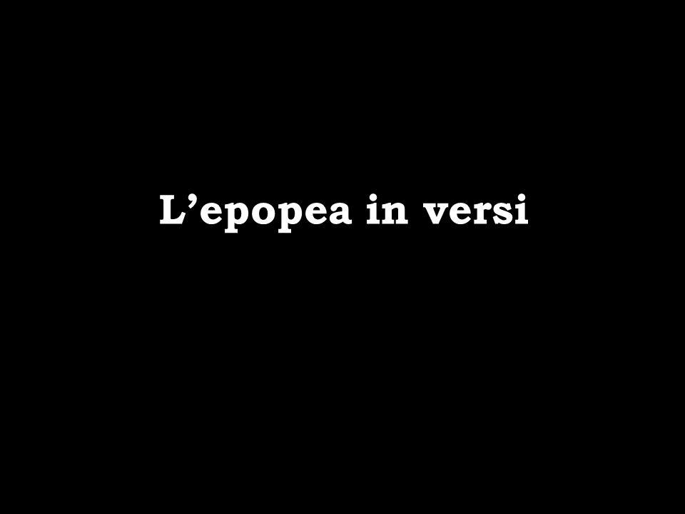 Lepopea in versi