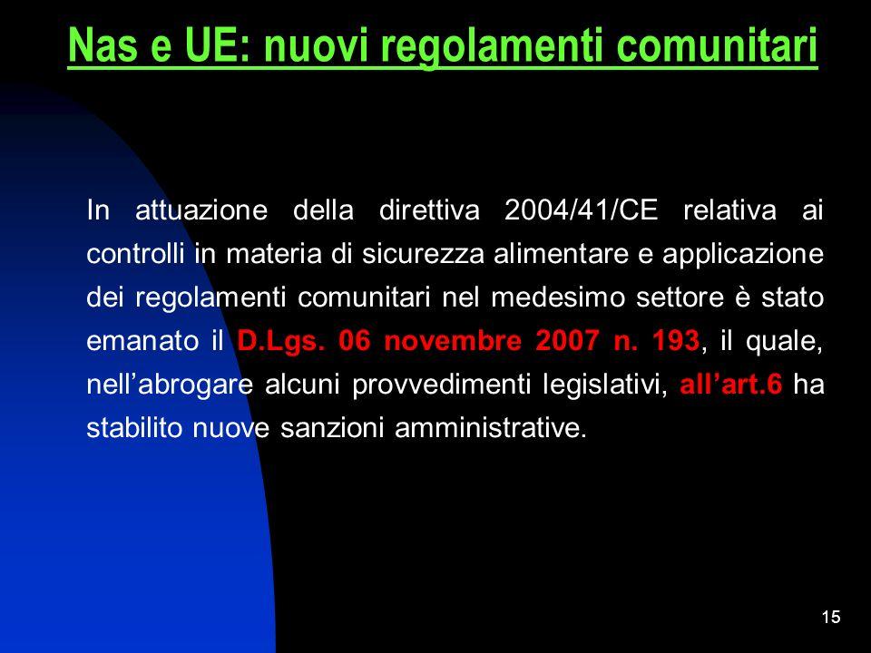 14 Le notifiche vengono comunicate e condivise tra gli Stati membri via rete, in tempo reale. Lattività del sistema prevede il ritiro di prodotti peri