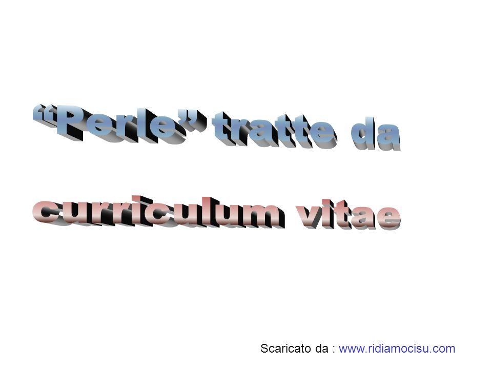 Scaricato da : www.ridiamocisu.com