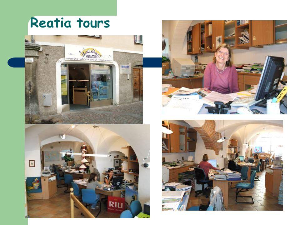 Reatia tours
