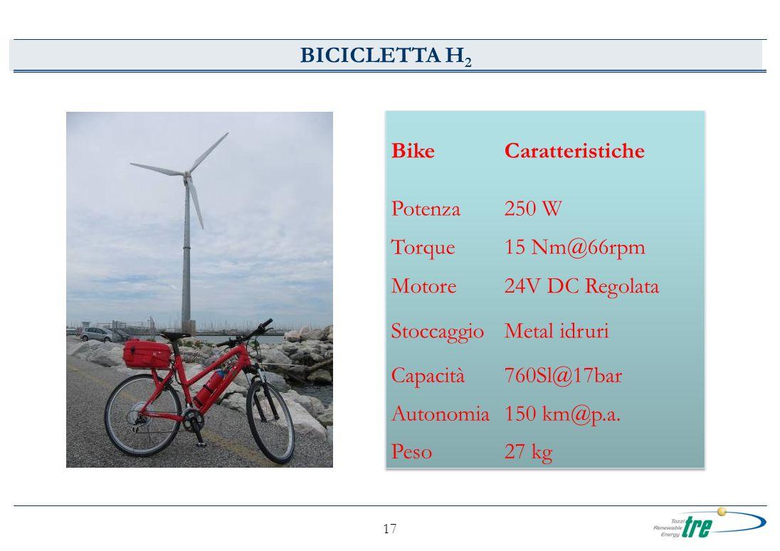 17 BICICLETTA H 2
