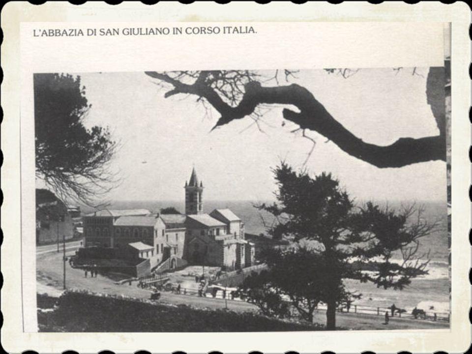 5)Nel 1873 Genova pretese lincorporazione del comune di S. Francesco dAlbaro e così avvenne. Analoga richiesta era già stata formulata al regio govern