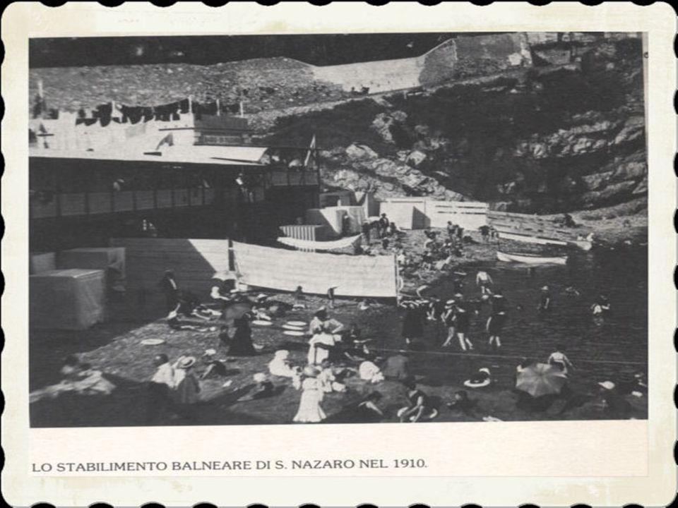 4)Nella zona di Albaro, a mare, si deve ricordare anche la «Badia di San Giuliano» una delle ultime che erano rimaste ai monaci dellordine dei Benedet
