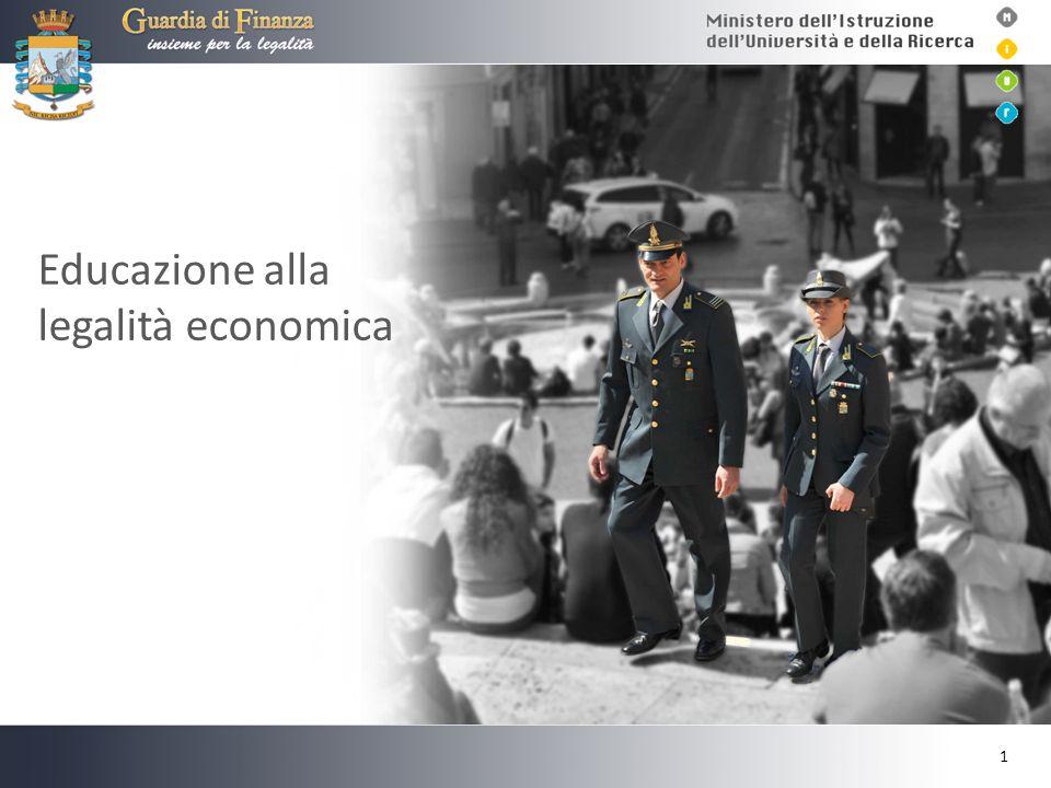 1 Educazione alla legalità economica