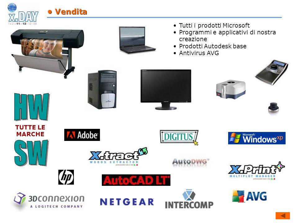 Tutti i prodotti Microsoft Programmi e applicativi di nostra creazione Prodotti Autodesk base Antivirus AVG TUTTE LE MARCHE