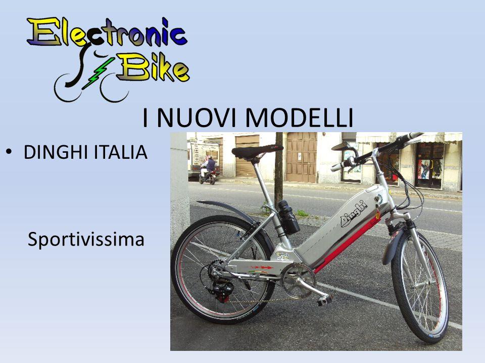 I NUOVI MODELLI DINGHI ITALIA Sportivissima
