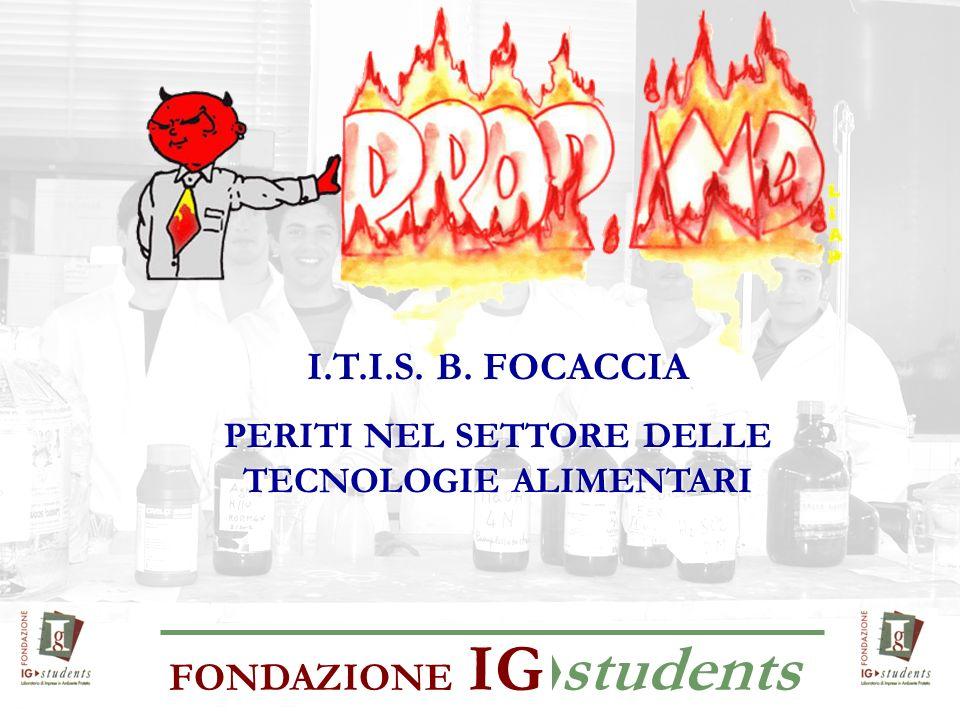 FONDAZIONE IG FONDAZIONE IG students