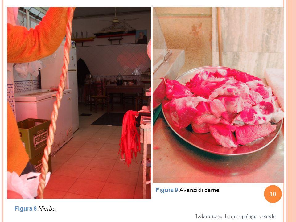 10 Laboratorio di antropologia visuale Figura 8 Nierbu Figura 9 Avanzi di carne