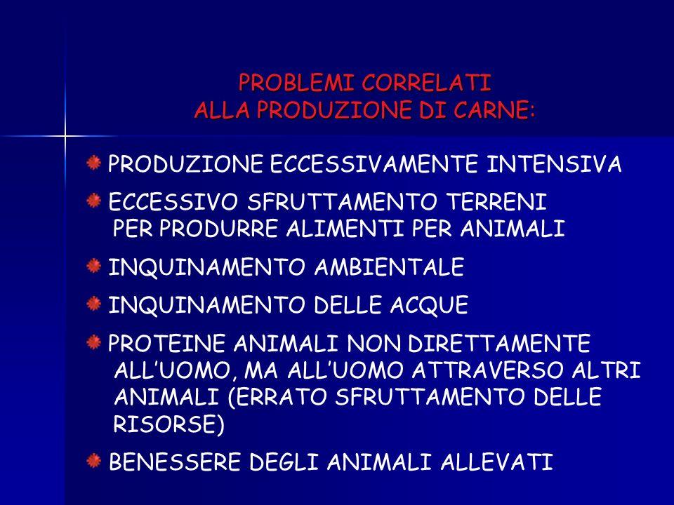 SOSTENIBILITA DEGLI ALLEVAMENTI E BENESSERE ANIMALE