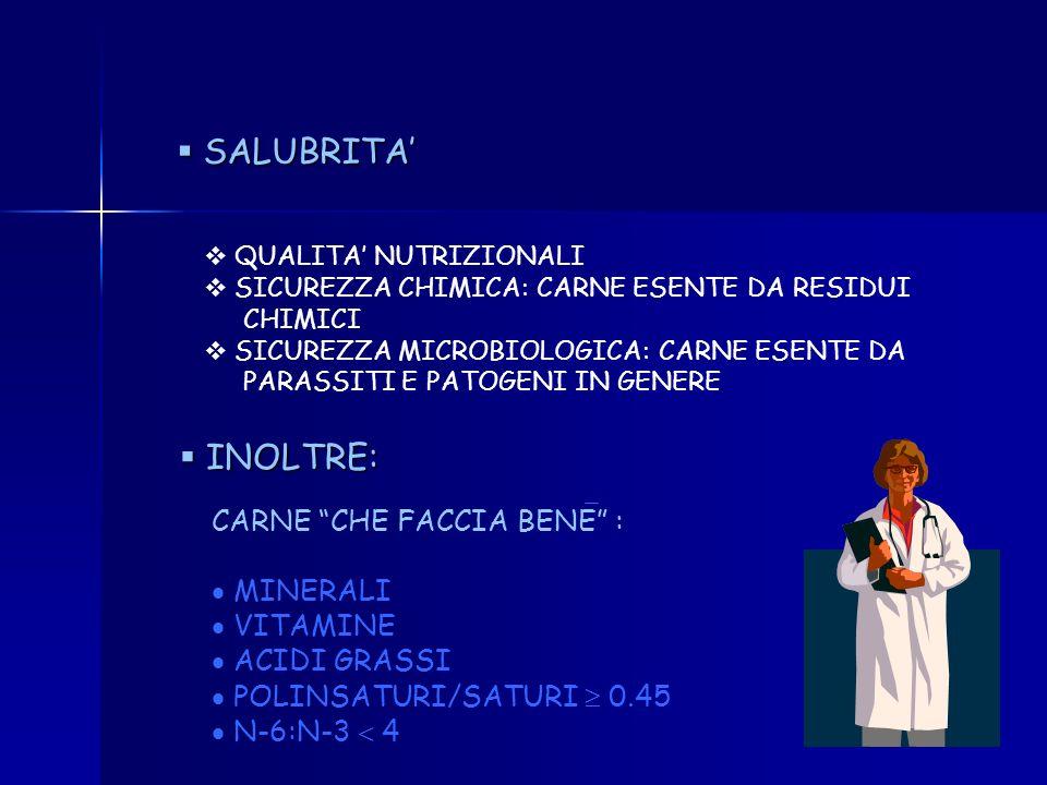 COLD SHORTENING DFD RAFFREDDAMENTO TROPPO RAPIDODARK, FIRM, DRY O CONGELAMENTO IMMEDIATO (SCURA, DURA, SECCA) (NO MATURAZIONE) (STRESS) PROBLEMI: