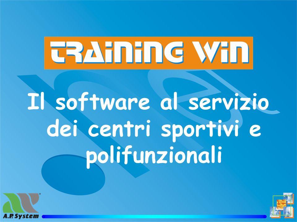 Il software al servizio dei centri sportivi e polifunzionali