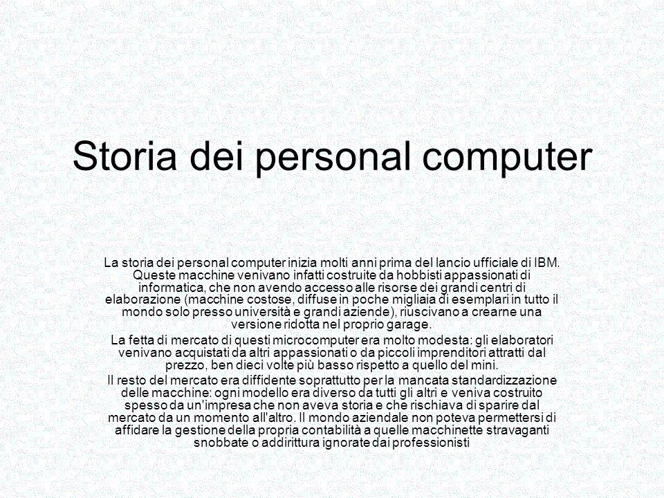 Il capitolo di storia del computer che meglio rappresenta il concetto di sogno americano riguarda sicuramente la nascita dell Apple I.
